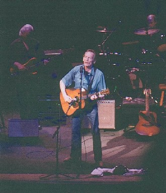 Gordon at Massey, May 2001