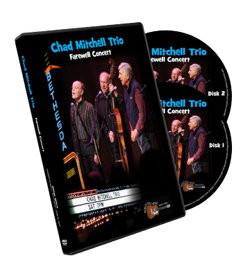 Chad Mitchell Trio DVD set