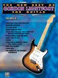 Gordon Lightfoot: The New Best Of Gordon Lightfoot For Guitar - Easy Guitar - sheet music