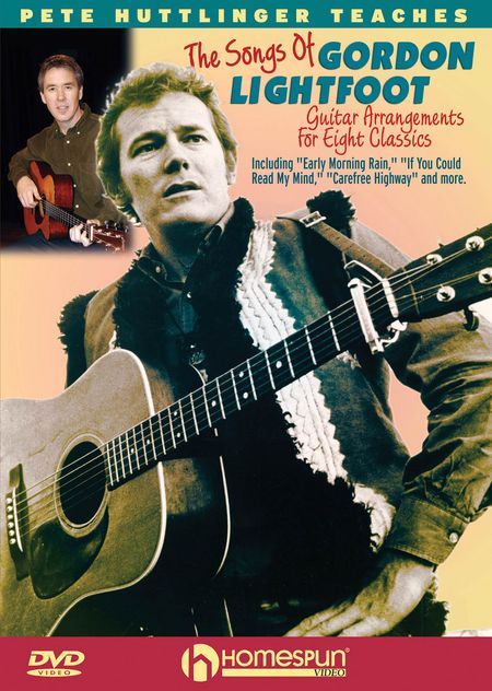 Learn to Play the Songs of Gordon Lightfoot - sheet music at www.sheetmusicplus.com