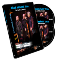 2014 Chad Mitchell Trio Farewell Concert Video DVD