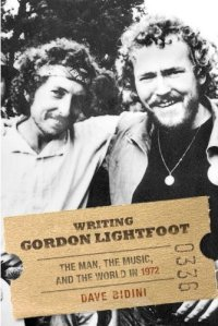 See Writing Gordon Lightfoot at Amazon.com (separate links to US Kindle,  CA and UK in story text)